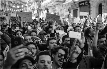 Protestando por La Verdad NABI